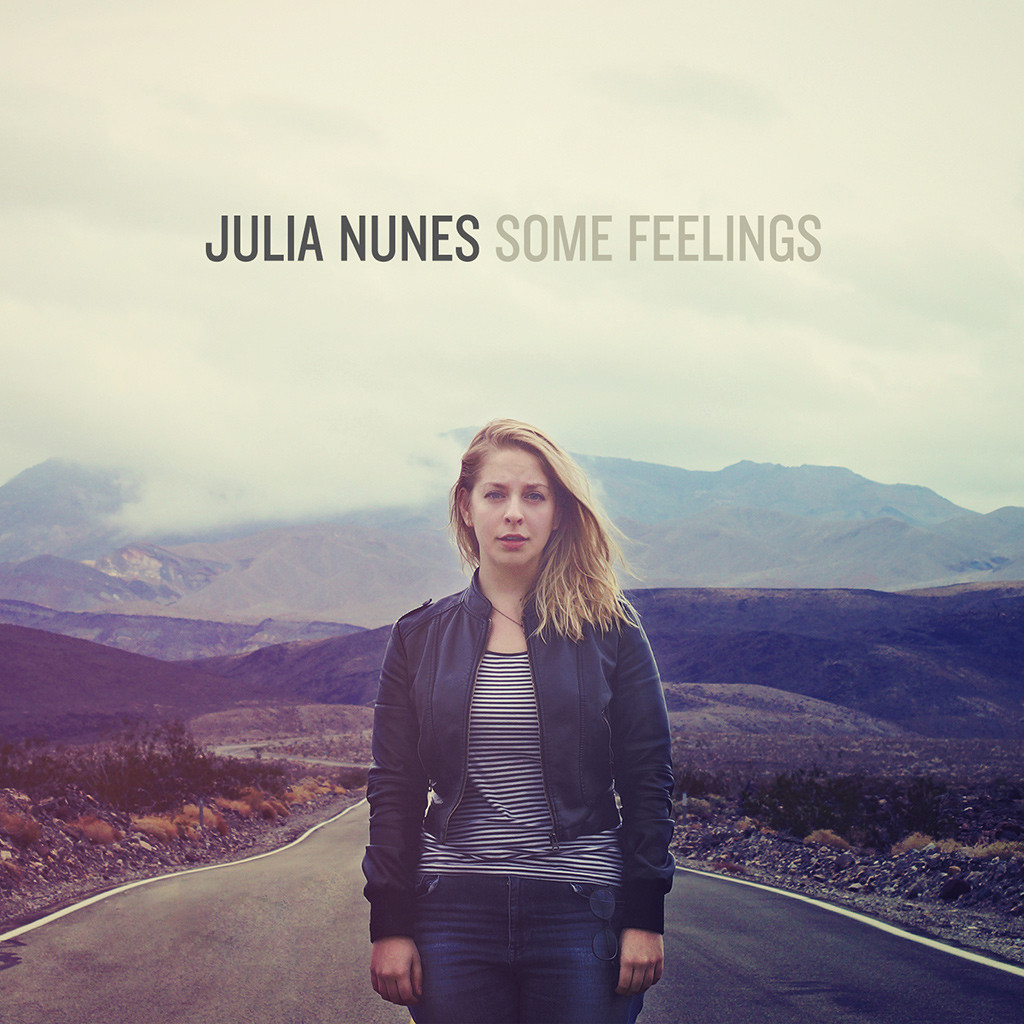 Julia Nunes album cover
